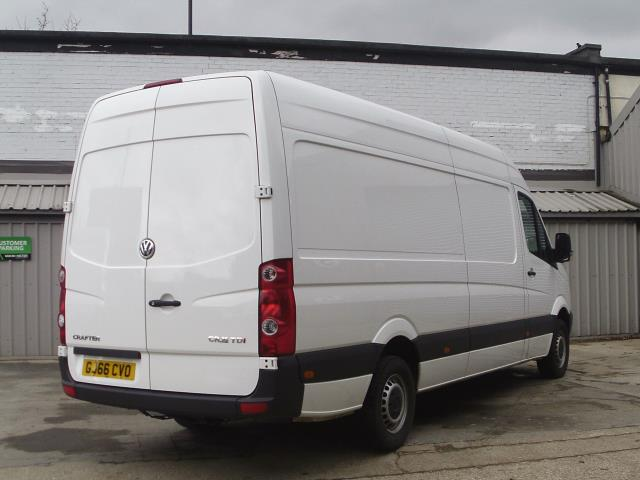 2016 Volkswagen Crafter  CR35 LWB 2.0 TDI 136PS HIGH ROOF EURO 5 (GJ66CVO) Image 5