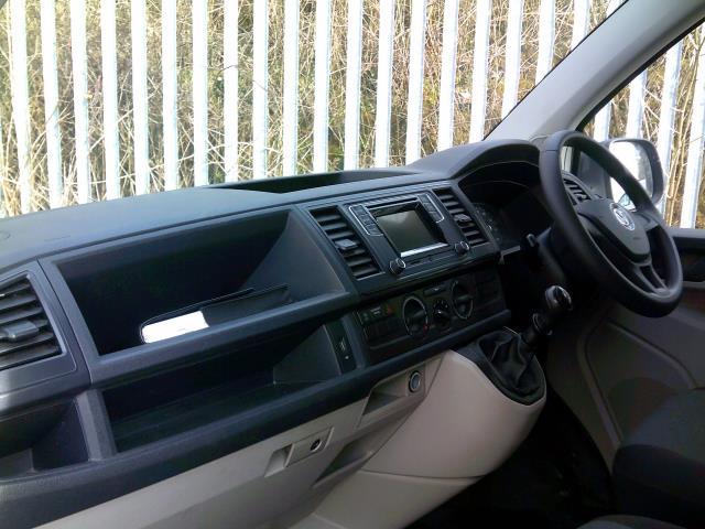 2016 Volkswagen Transporter 2.0 Tdi Bmt 102 Startline Van Euro 5 (GJ66JMV) Image 8