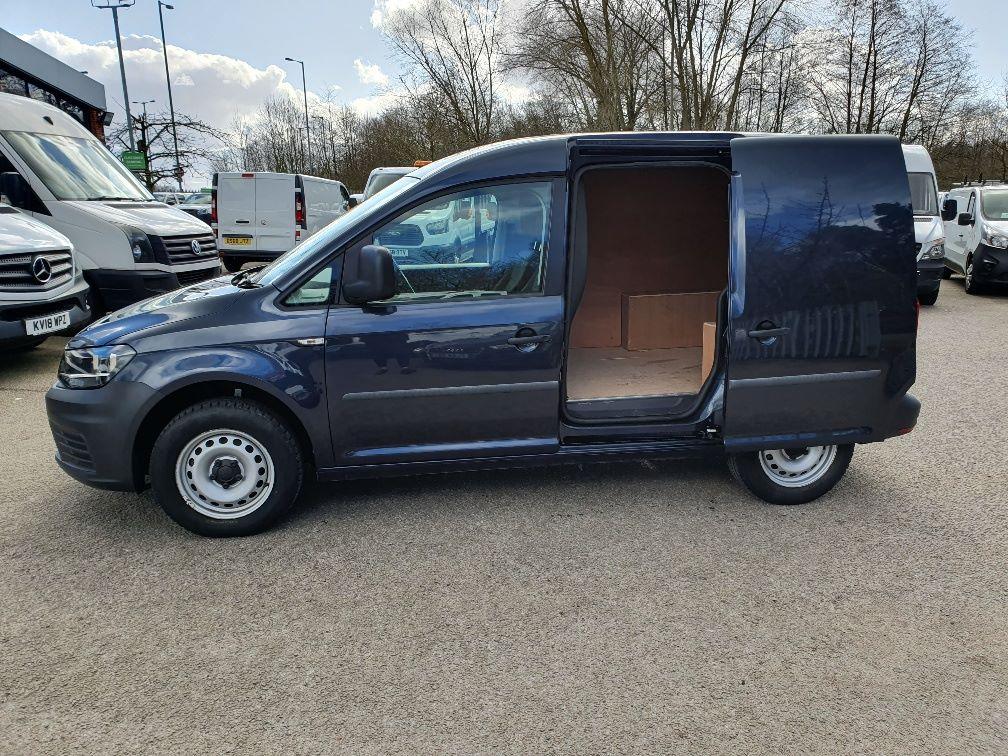 2017 Volkswagen Caddy 2.0 Tdi Bluemotion Tech 102Ps Startline Van (GK17XPM) Image 14