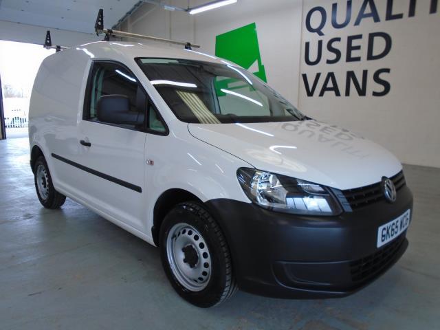 2015 Volkswagen Caddy 1.6 75PS STARTLINE EURO 5 (GK65WCG)