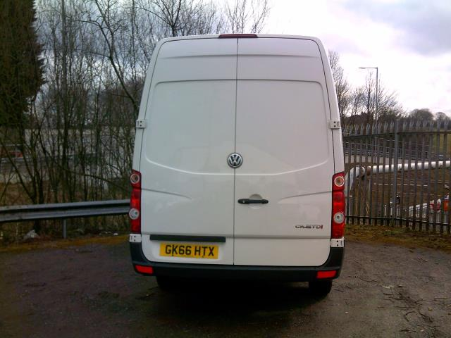 2016 Volkswagen Crafter CR35 LWB HIGH ROOF 136PS (GK66HTX) Image 7