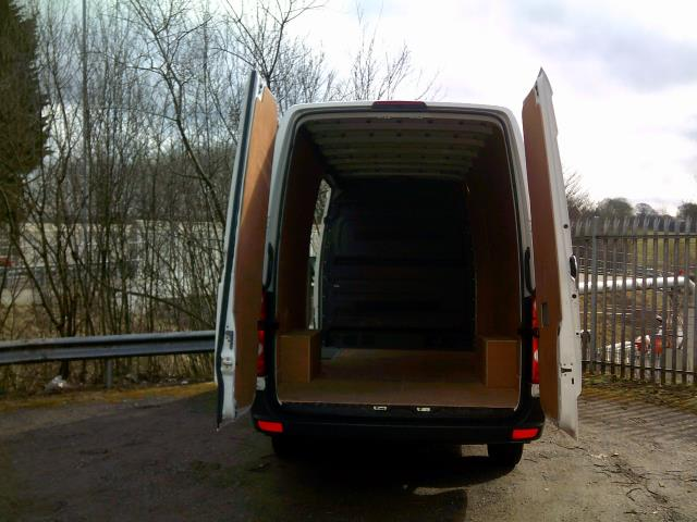 2016 Volkswagen Crafter CR35 LWB HIGH ROOF 136PS (GK66HTX) Image 10