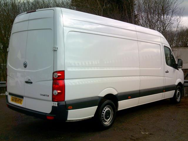 2016 Volkswagen Crafter CR35 LWB HIGH ROOF 136PS (GK66HTX) Image 9