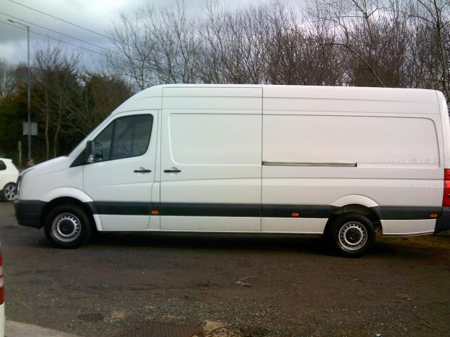 2016 Volkswagen Crafter CR35 LWB HIGH ROOF 136PS (GK66HTX) Image 4