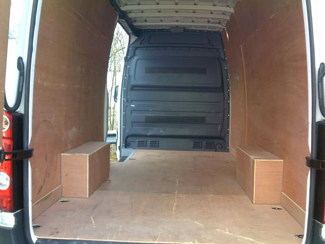 2016 Volkswagen Crafter CR35 LWB HIGH ROOF 136PS (GK66HTX) Image 11