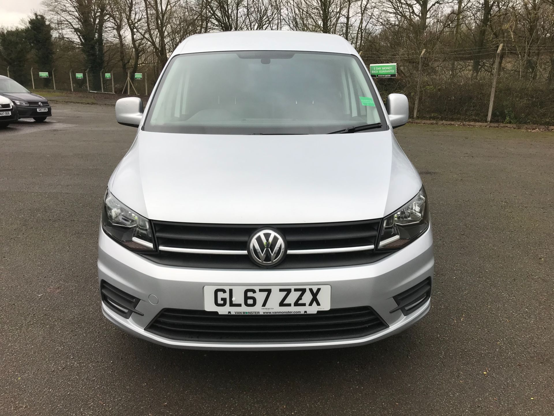 2017 Volkswagen Caddy 2.0 102PS BLUEMOTION TECH 102 HIGHLINE EURO 6 (GL67ZZX) Image 2