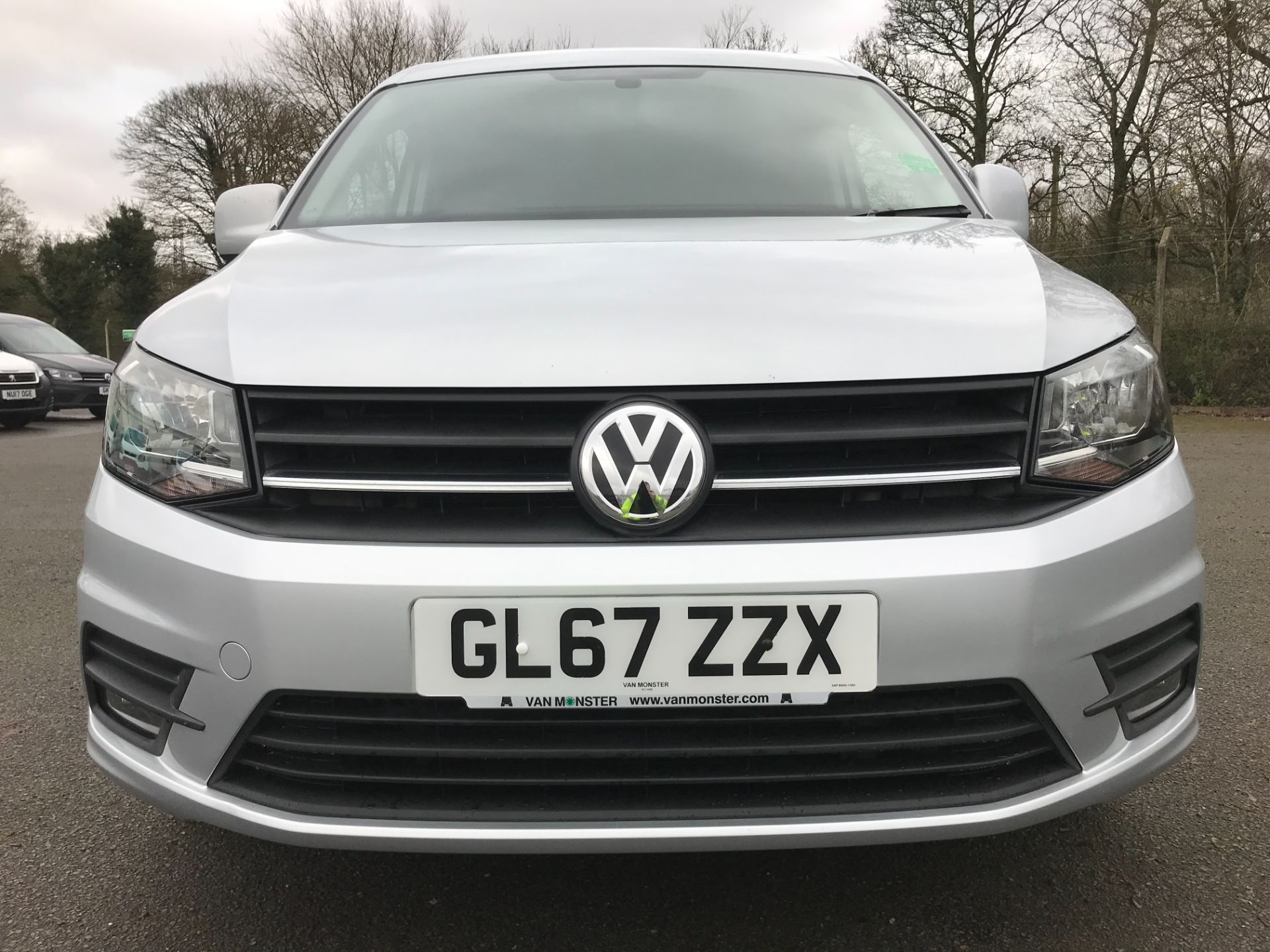 2017 Volkswagen Caddy 2.0 102PS BLUEMOTION TECH 102 HIGHLINE EURO 6 (GL67ZZX) Image 11