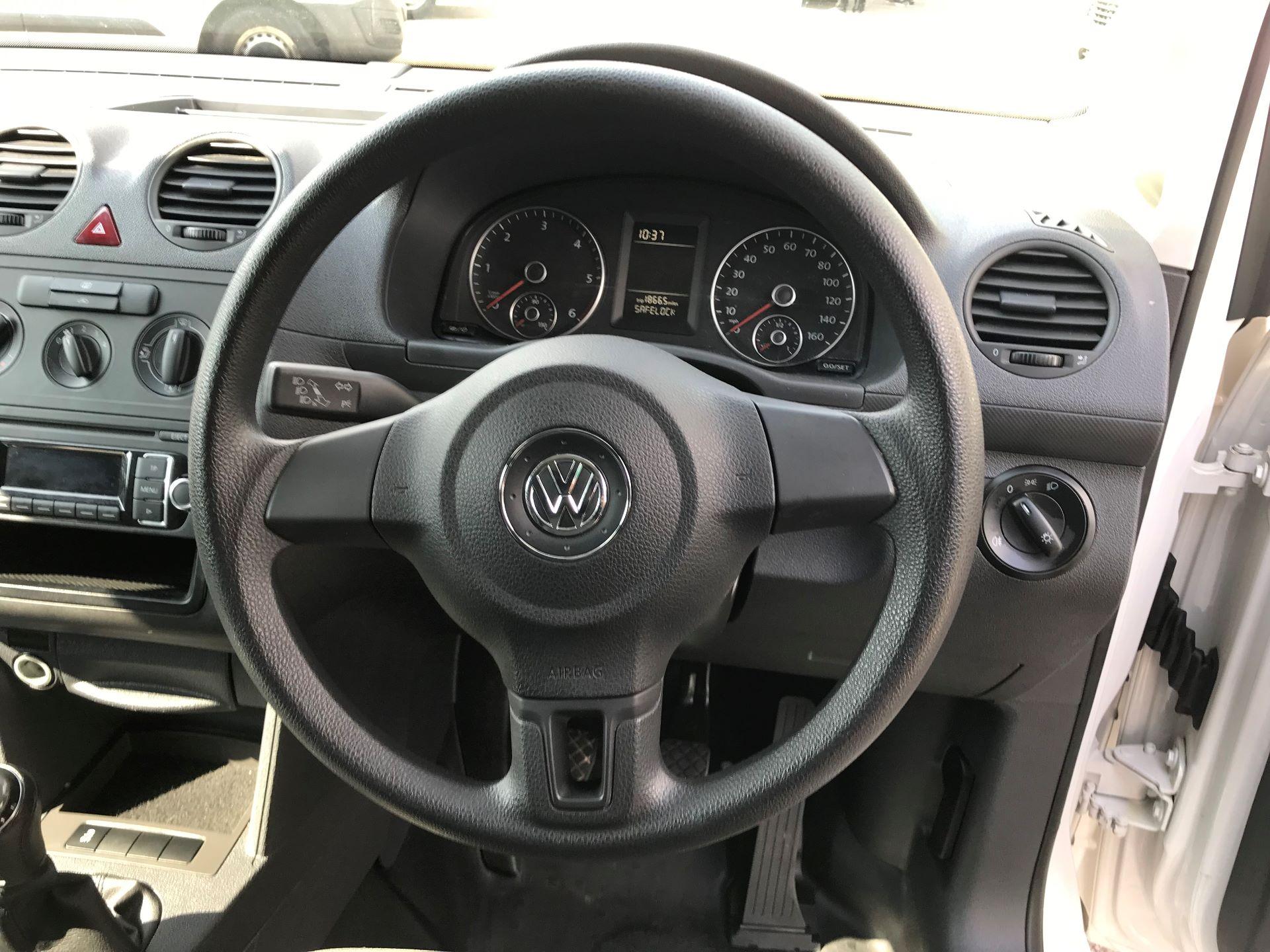 2015 Volkswagen Caddy 1.6 Tdi 75Ps Startline Van Euro 5 (GM15ZXL) Image 6