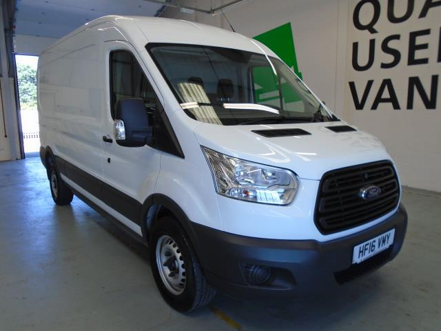 2016 Ford Transit 350 L3 H2 VAN 125PS EURO 5 (HF16VMY)