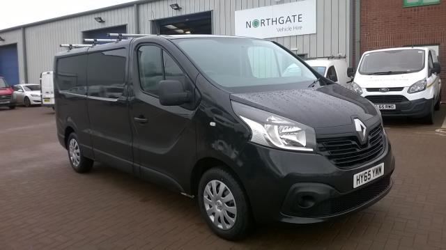 2015 Renault Trafic Ll29dci 115 Business+ Van (HY65YMM)