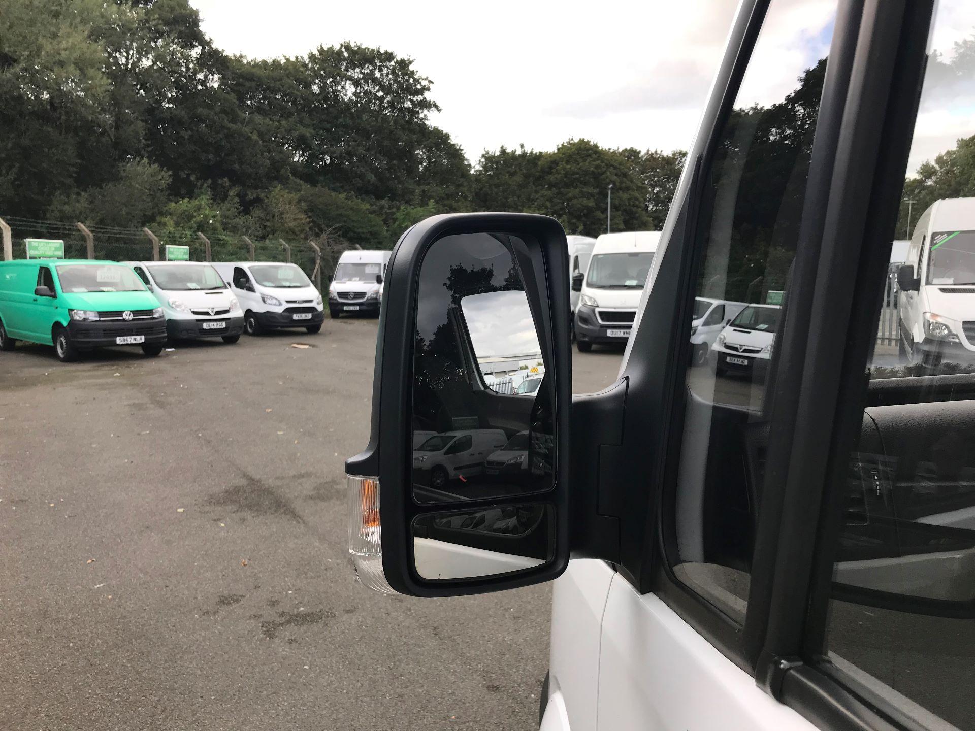2017 Mercedes-Benz Sprinter  314 LWB H/R VAN EURO 6 (KK17PDO) Image 12