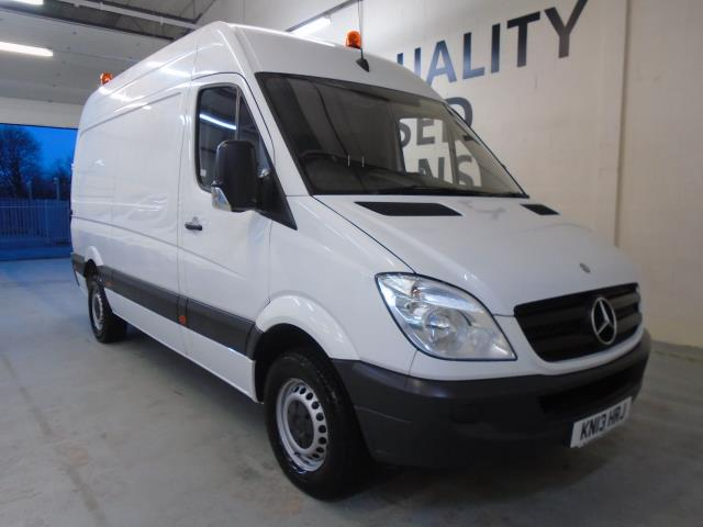2013 Mercedes-Benz Sprinter  313 CDI MWB  HIGH ROOF VAN EURO 5 *VALUE RANGE VEHICLE - CONDITION REFLECTED IN PRICE* (KN13HRJ)