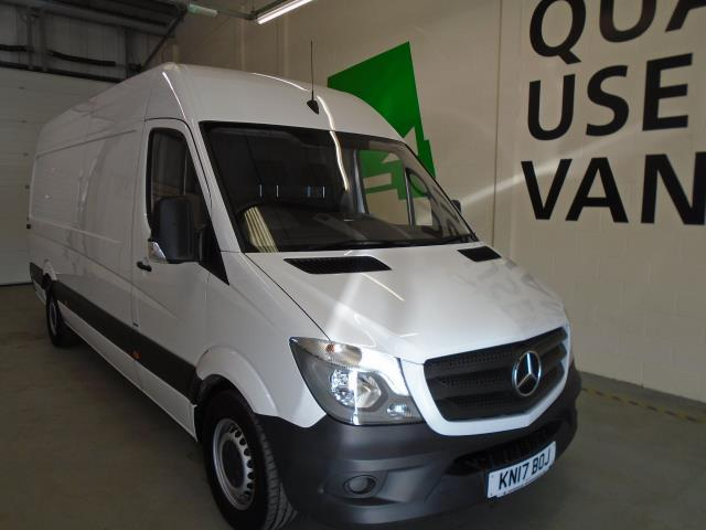 2017 Mercedes-Benz Sprinter 314CDi LWB High Roof Van (KN17BOJ)