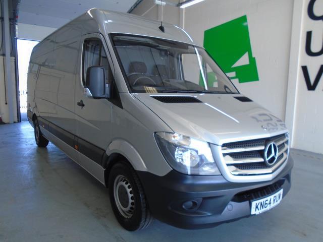 2014 Mercedes-Benz Sprinter 3.5T High Roof Van (KN64RUW)