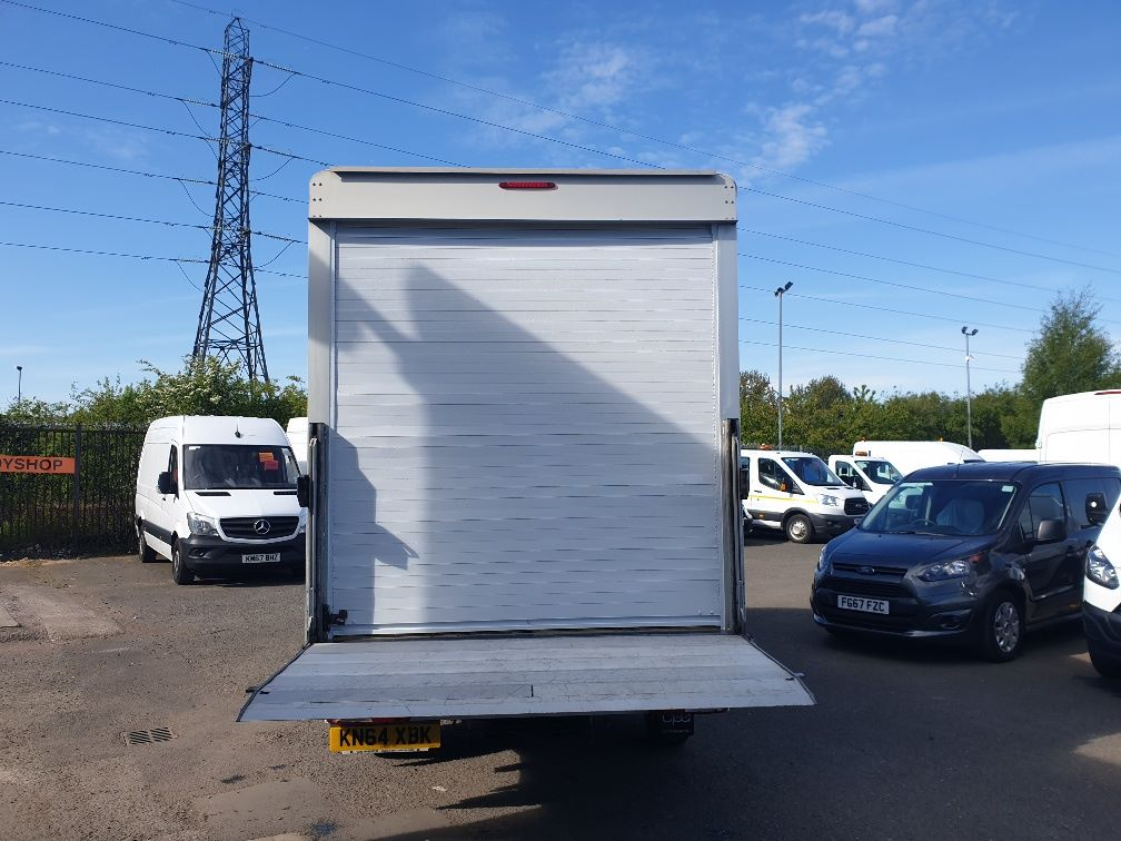 2014 Mercedes-Benz Sprinter 313 LWB LUTON EURO 5 WITH TAIL LIFT (KN64XBK) Image 7