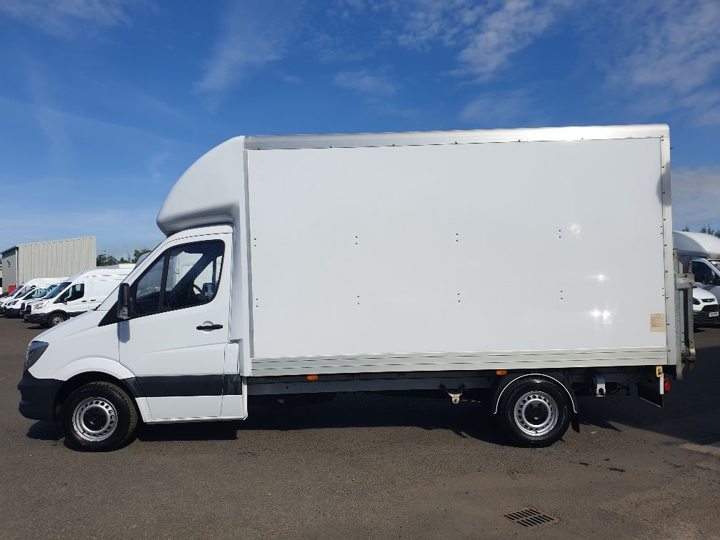 2014 Mercedes-Benz Sprinter 313 LWB LUTON EURO 5 WITH TAIL LIFT (KN64XBK) Image 5
