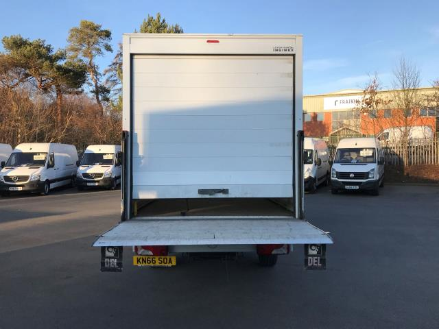 2016 Mercedes-Benz Sprinter 313 LWB LONG LUTON EURO 6 (KN66SOA) Thumbnail 15