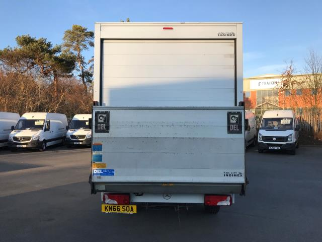 2016 Mercedes-Benz Sprinter 313 LWB LONG LUTON EURO 6 (KN66SOA) Thumbnail 9