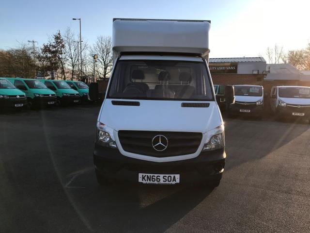 2016 Mercedes-Benz Sprinter 313 LWB LONG LUTON EURO 6 (KN66SOA) Thumbnail 14