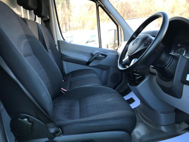 2016 Mercedes-Benz Sprinter 313 LWB LONG LUTON EURO 6 (KN66SOA) Thumbnail 2