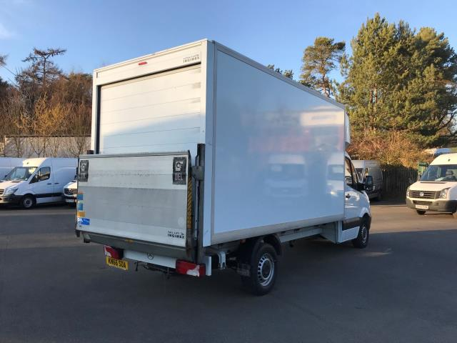 2016 Mercedes-Benz Sprinter 313 LWB LONG LUTON EURO 6 (KN66SOA) Thumbnail 8