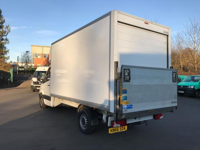 2016 Mercedes-Benz Sprinter 313 LWB LONG LUTON EURO 6 (KN66SOA) Thumbnail 10