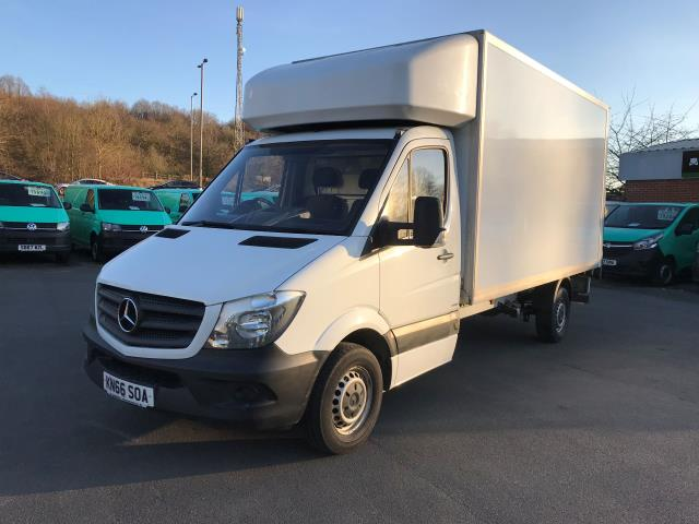 2016 Mercedes-Benz Sprinter 313 LWB LONG LUTON EURO 6 (KN66SOA) Thumbnail 13
