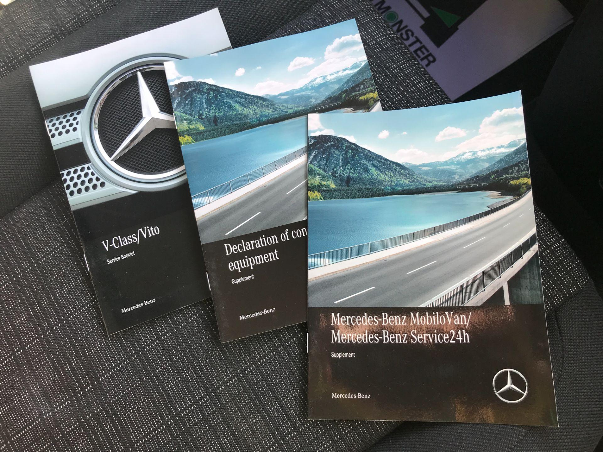 2017 Mercedes-Benz Vito 111CDI LWB 110PS EURO 6 (KN67UVX) Image 25