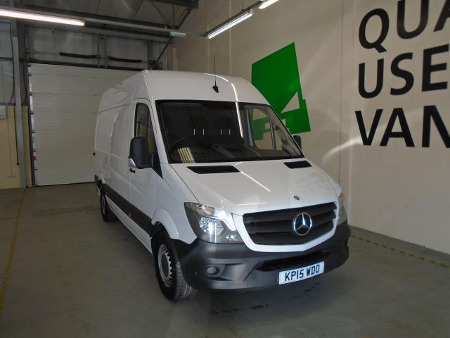 2015 Mercedes-Benz Sprinter 313CDi MWB High Roof (KP15WDO)