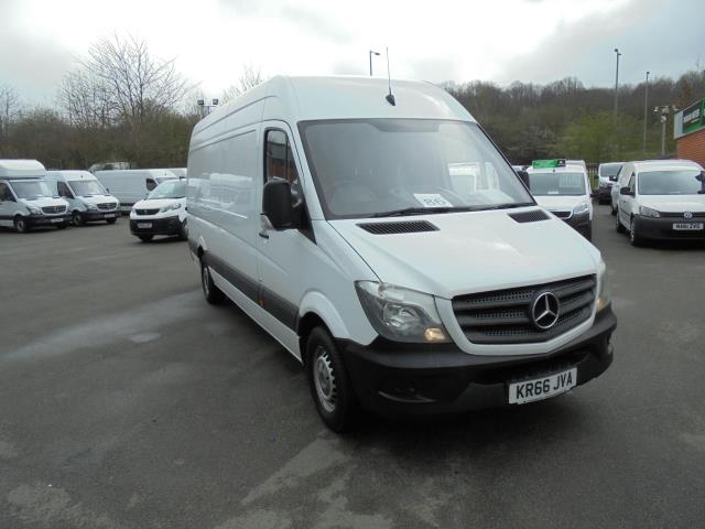 2016 Mercedes-Benz Sprinter 3.5T High Roof Van (KR66JVA) Image 1