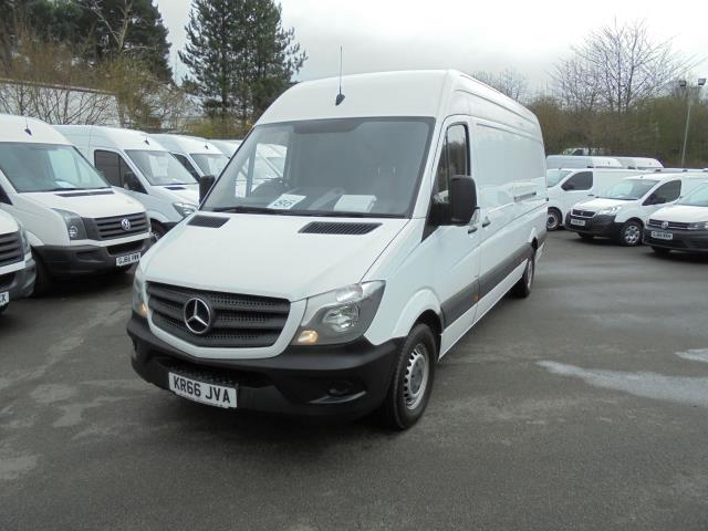 2016 Mercedes-Benz Sprinter 3.5T High Roof Van (KR66JVA) Image 2