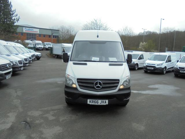 2016 Mercedes-Benz Sprinter 3.5T High Roof Van (KR66JVA) Image 3