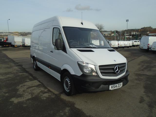 2014 Mercedes-Benz Sprinter 3.5T Van (KS14ZCV)