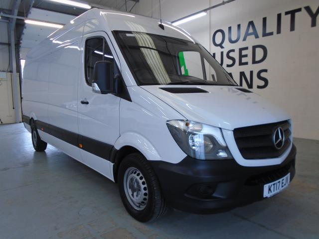 2017 Mercedes-Benz Sprinter 3.5T High Roof Van (KT17EJV)