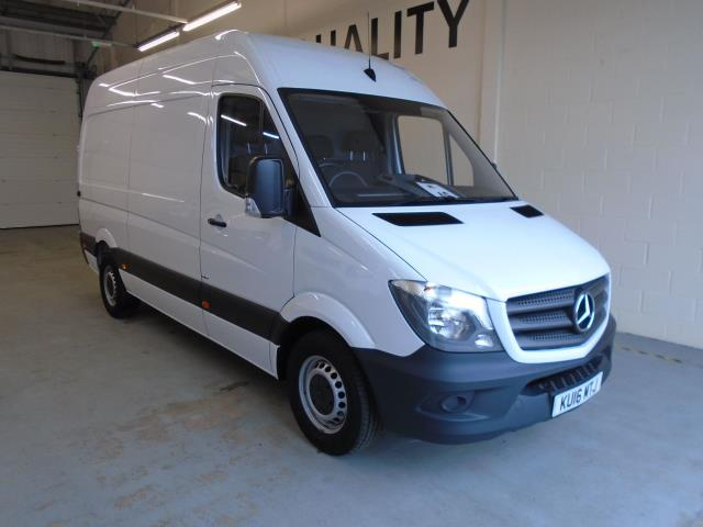 2016 Mercedes-Benz Sprinter 314CDi MWB High Roof 3.5T Van (KU16MTJ)