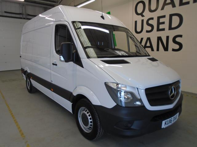 2016 Mercedes-Benz Sprinter 314 MWB H/R BLUE EFFICIENCY VAN EURO 6 (KU16OAX)