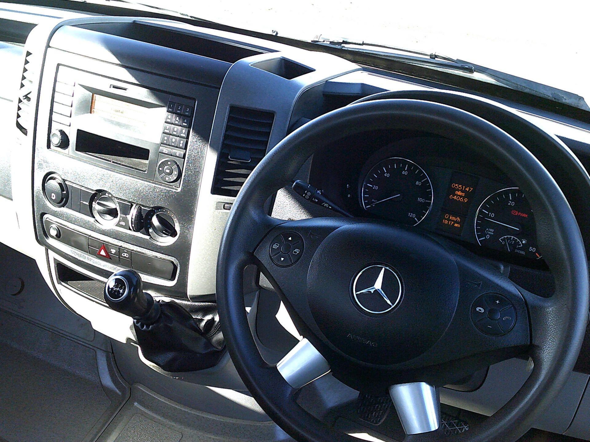 2017 Mercedes-Benz Sprinter 314 LWB DROP SIDE EURO 6 (KU17HJV) Image 14