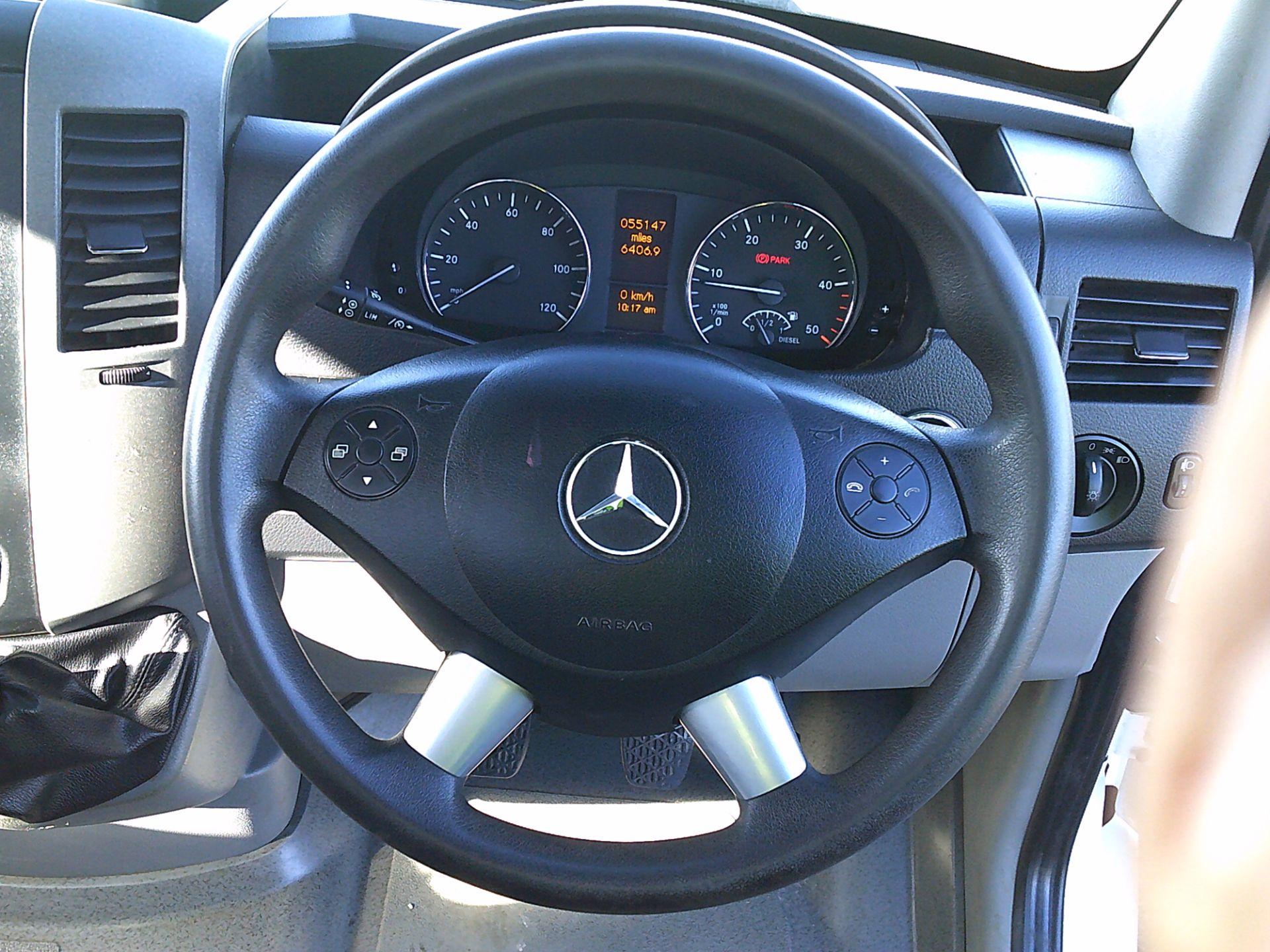 2017 Mercedes-Benz Sprinter 314 LWB DROP SIDE EURO 6 (KU17HJV) Image 15