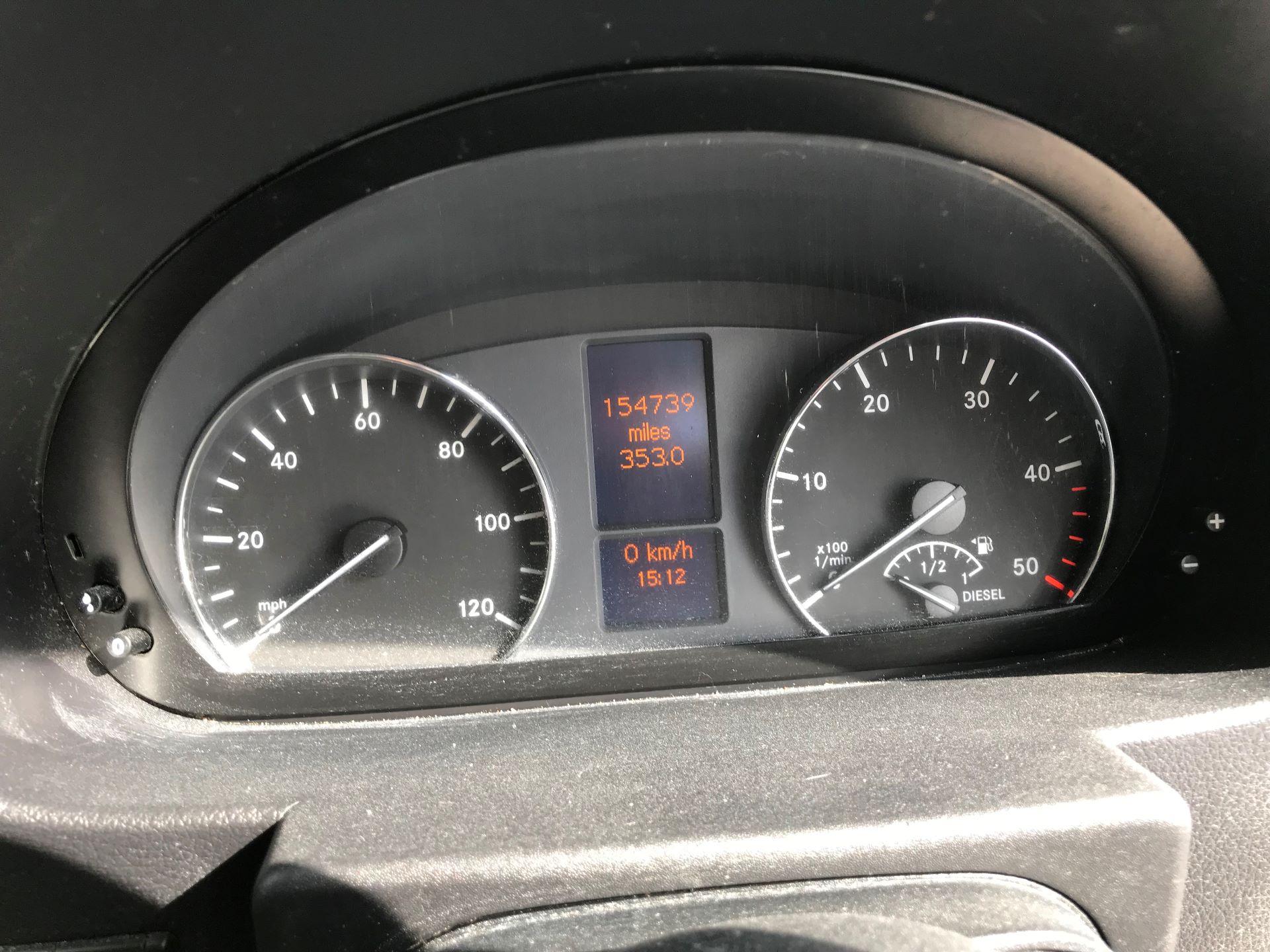 2016 Mercedes-Benz Sprinter 3.5T LWB LUTON 314 euro 5 (KV16WUU) Image 13