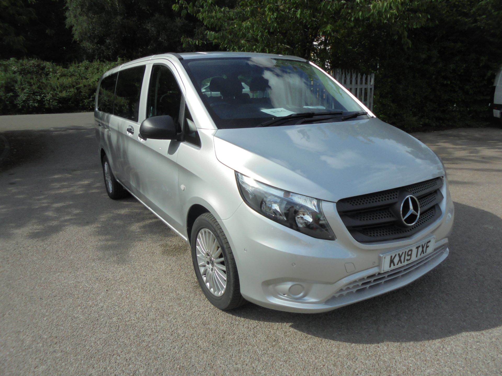 2019 Mercedes-Benz Vito 119 Bluetec Tourer Select auto (KX19TXF)