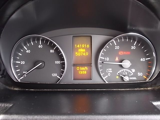 2015 Mercedes-Benz Sprinter 313 LWB LONG LUTON EURO 5 (KX65UJA) Image 17