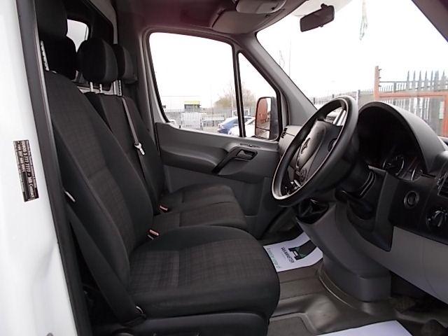 2015 Mercedes-Benz Sprinter 313 LWB LONG LUTON EURO 5 (KX65UJA) Image 13