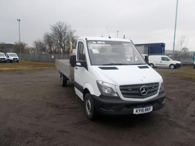 2015 Mercedes-Benz Sprinter 3.5T Chassis Cab (KY15RKF)