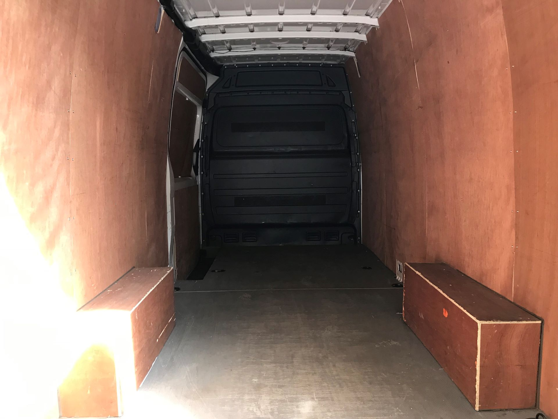 2017 Mercedes-Benz Sprinter 3.5T High Roof Van euro6 (KY67TKU) Image 11