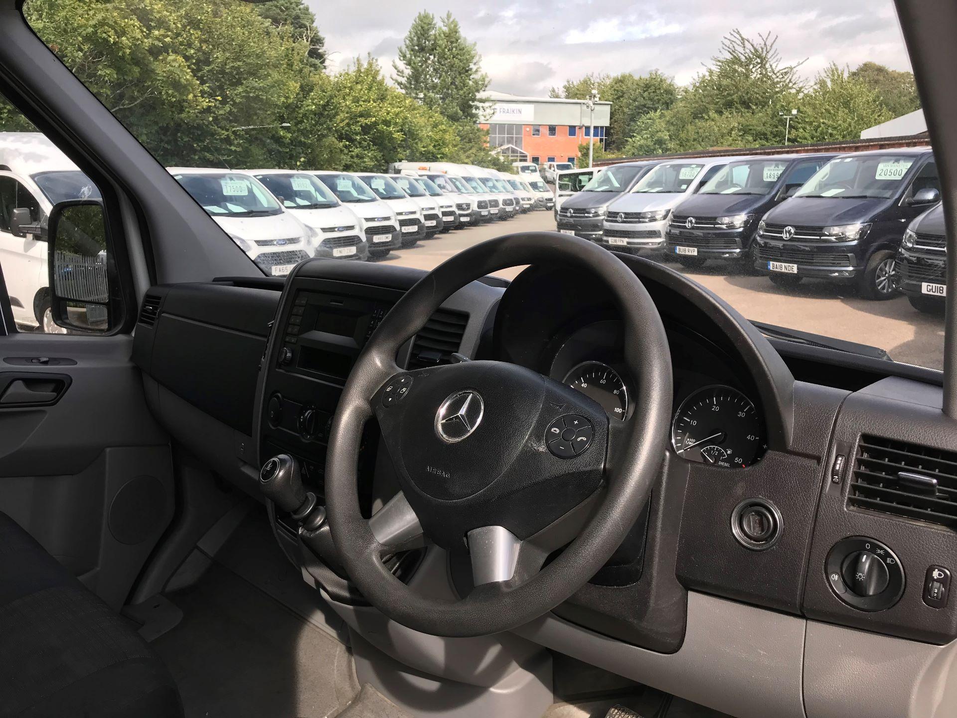 2017 Mercedes-Benz Sprinter 3.5T High Roof Van euro6 (KY67TKU) Image 13