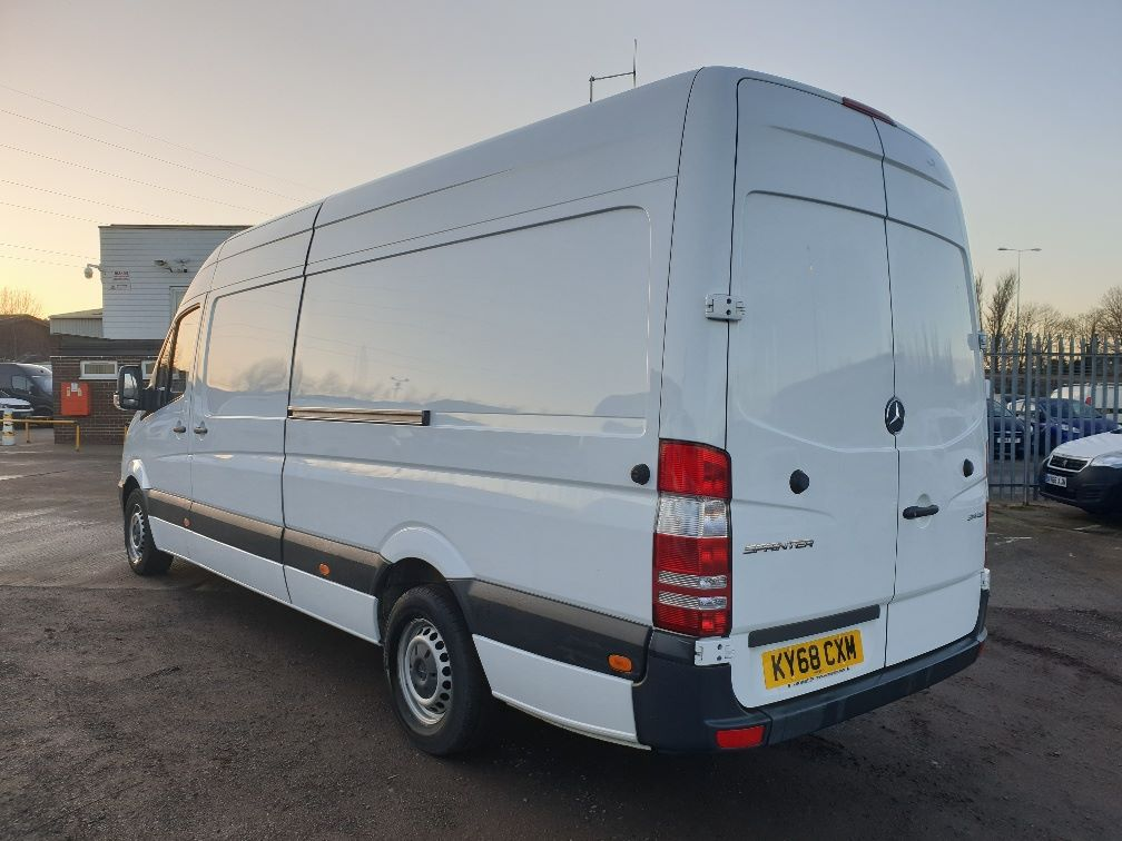 2018 Mercedes-Benz Sprinter  314 LWB H/R VAN EURO 6 *SPEED RESTRICTER SET @ 73mph* (KY68CXM) Thumbnail 8