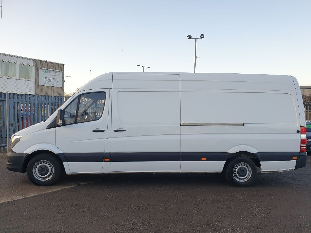 2018 Mercedes-Benz Sprinter  314 LWB H/R VAN EURO 6 *SPEED RESTRICTER SET @ 73mph* (KY68CXM) Image 4