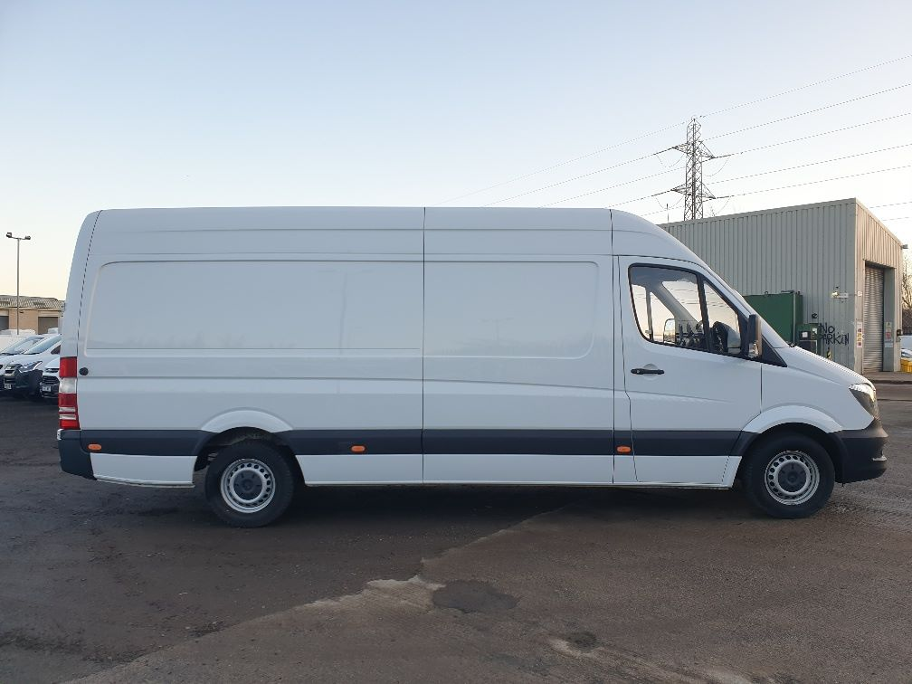 2018 Mercedes-Benz Sprinter  314 LWB H/R VAN EURO 6 *SPEED RESTRICTER SET @ 73mph* (KY68CXM) Thumbnail 13