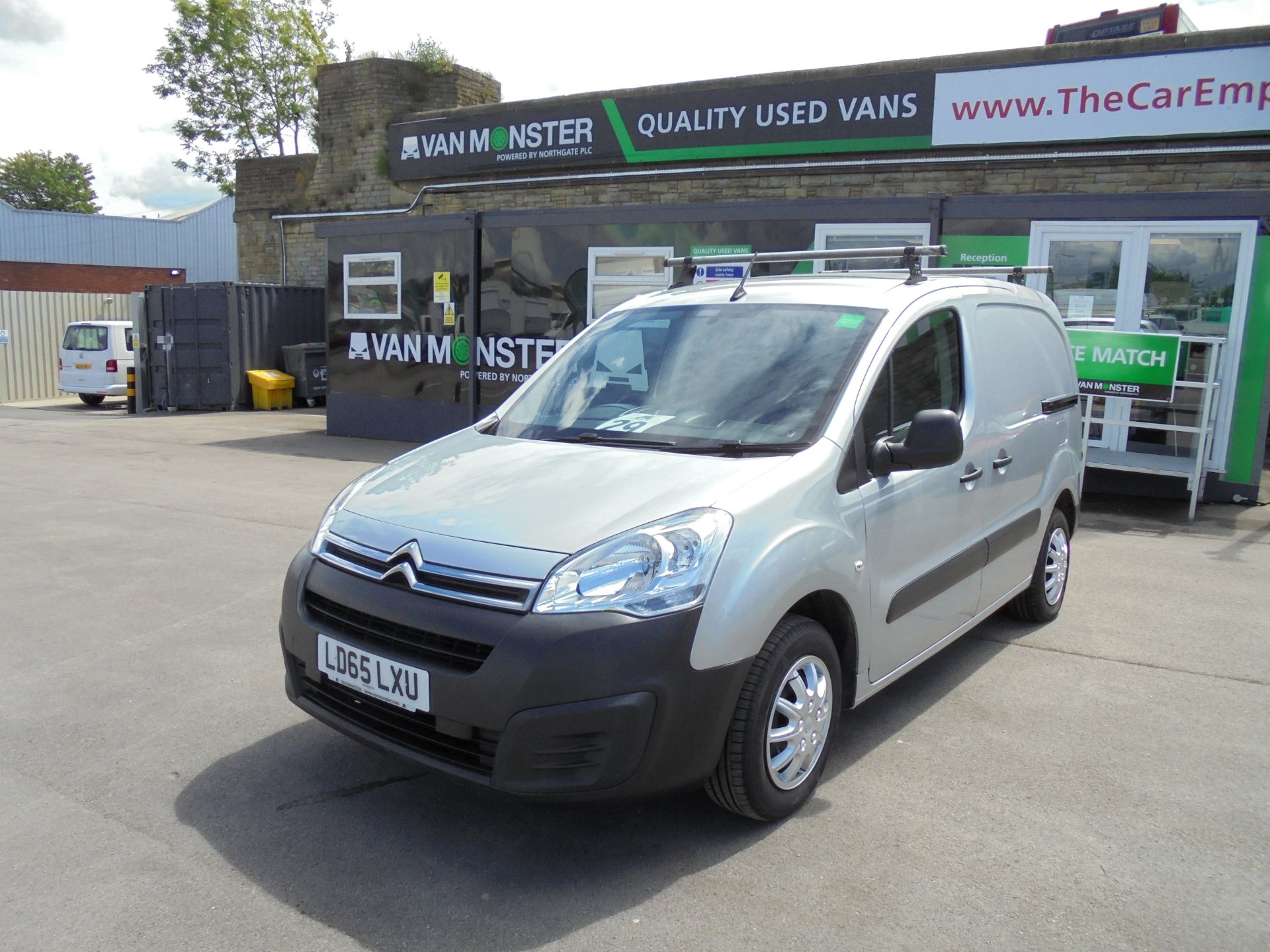 2015 Citroen Berlingo 1.6 Hdi 625Kg Enterprise 75Ps (LD65LXU)