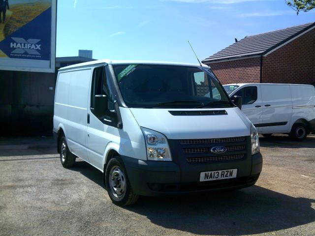 2013 Ford Transit T280 SWB DIESEL FWD LOW ROOF VAN TDCI 100PS EURO 5 (NA13RZW)